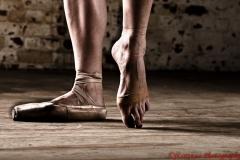 Dancer's Toe